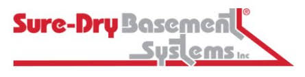 bbb business profile sure dry basement systems inc