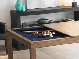 convertible pool dining table pool table dining room table one happy family