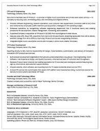 Sample Cto Resume by Examples Rescueresumes Professional Resume Writing Services