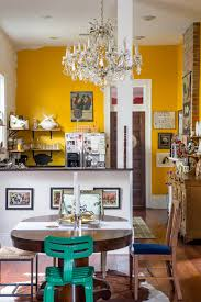 New Orleans Kitchen by Tour A Collector U0027s Maximalist New Orleans Home House Tours