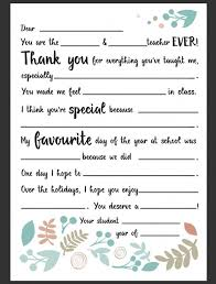 sample thank you letter for teacher appreciation heres an awesome