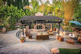 Western Outdoor Designs by San Diego Pavers Raised And Sunken Patio Gallery By Western Pavers