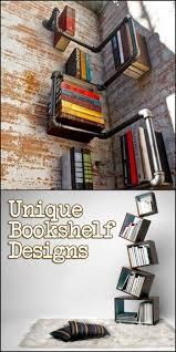 Unique Bookshelf How To Decorate A Wall Shelf Ideas Bookshelf Decorating Arrange
