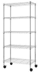 3 Shelf Wire Rack Best 25 Wire Rack Shelving Ideas On Pinterest Wire Shelves