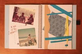 diy memory book