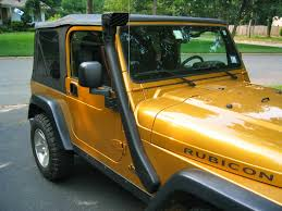 safari jeep drawing jeepguide arb safari snorkel install