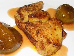 cuisiner des figues fraiches foie gras poêlé aux figues fraîches la cuisine de