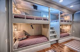4 Bed Bunk Bed 22 Cool Designs Of Bunk Beds For Four Home Design Lover 4 Bed Bunk