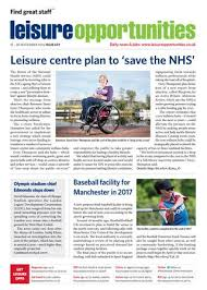 leisure opportunities 30th may 2017 leisure opportunities 16th may 2017 issue 710 by leisure media issuu