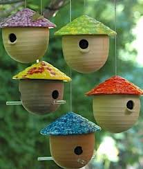 unique birdhouses mod birdhouses vintage and classic
