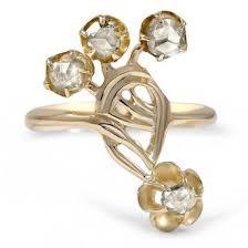 nouveau engagement rings nouveau engagement rings brilliant earth