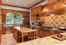kitchen rustic kitchen brown ceiling fan one wall kitchen island