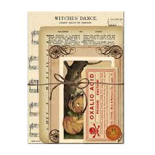 find the halloween book pages by recollections at michaels