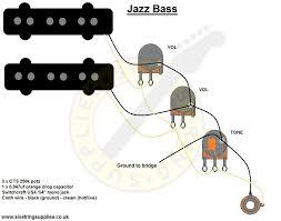 jazz bass wiring diagram diagram bass and jazz