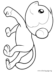 monkey printables kids coloring