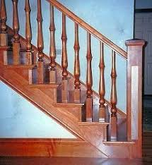 Wooden Handrail Designs Custom Staircase Parts Wood Specialties By Fehrenbacher