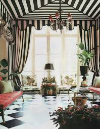 Dorothy Draper Interior Designer Richard Keith Langham Channeled Dorothy Draper For The Design Of