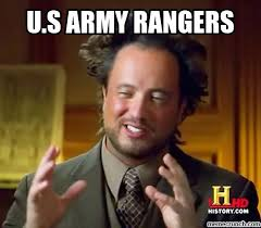Army Ranger Memes - us army ranger