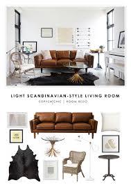 copy cat chic room redo light u0026 neutral living room copycatchic