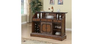 Marble Top Bar Table 100173 Clarendon Traditional Marble Top Home Bar Unit
