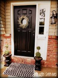 ideas about inside front doors on pinterest of door painted