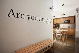 Quotes For Dining Room by Wall Quotes Vinyl Letters For Creative Kitchen Layout With Wood