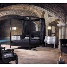 Four Poster Bed Frame Queen by Black Four Poster Bed King Black Four Poster Bed King 3 Ambito Co