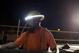 halo hard hat light illumagear inc halo cord free personal safety task light in