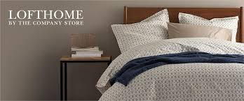The Duvet And Pillow Company Lofthome By The Company Store Elegant Modern Design