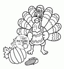 thanksgiving day craft clipart sketch drawing printable card
