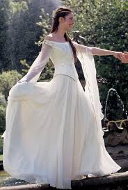 elvish style wedding dresses inspired wedding dress if i were an elven this