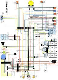 wiring diagrams motorcycle wiring harness diagram motorcycle