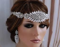 great gatsby hair accessories gatsby headpiece etsy