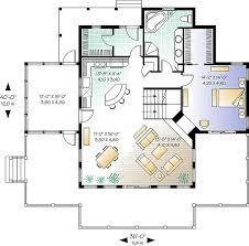 Floor Plan Modern House 149 Best Inspiring House Plans Images On Pinterest Dream House