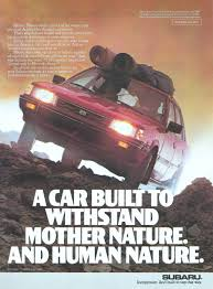 subaru justy rally subaru advertisement gallery