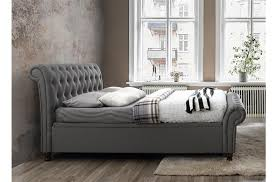 Birlea Ottoman Buy Birlea Side Ottoman Grey Bed Frame Big