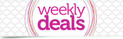 it s tuesday which means new deals of the week sting with blythe