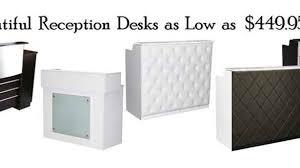 salon front desk furniture salon reception desk for sale equipment furniture packages