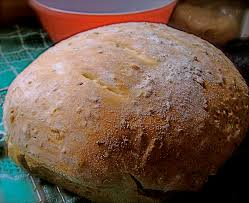 Bread Machine Sourdough Recipe Organic Red Fife Rustic Bread U2013 Bread Machine And Oven Baked