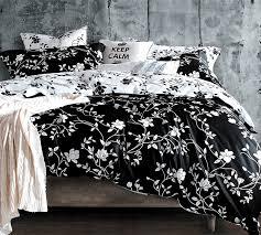 Black And White Comforter Full Moxie Vines Black And White King Comforter