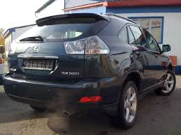 lexus suv 2003 2006 lexus rx350 photos 3 5 gasoline automatic for sale