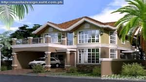 bungalow house design with terrace house design in the philippines with terrace youtube