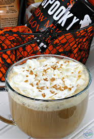 hazelnut mocha delight coffee recipe diy halloween coffee mug