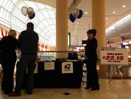 u s postal service holds fair at roosevelt field mall cbs