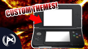 3ds homebrew how to make and install custom 3ds themes youtube