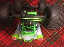 rc grave digger monster truck for sale axial smt 10 grave digger monster truck add your receiver and go