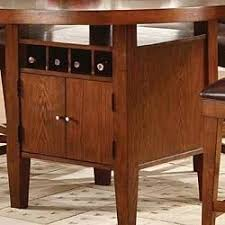 Cabinet For Storage A Kitchen Island And Dining Table In One With - Counter height kitchen table with storage