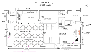 mohawk college floor plan 03 banquet hall and lounge 120 jpg 2996 1759 wedding hall