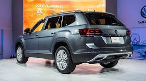 volkswagen atlas 7 seater volkswagen atlas 2018 2019 u2013 a new suv for america cars news
