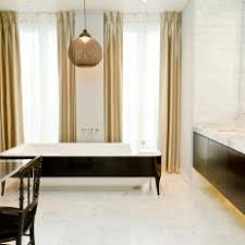 Gold And White Curtains Photos Hgtv